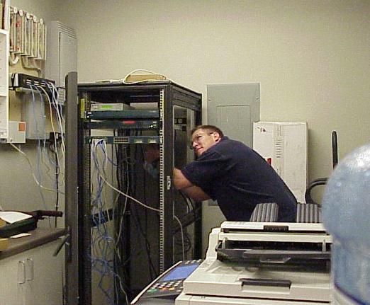 """Поддръжка на компютърни мрежи от """"Гийк"""""""""""