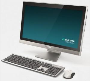 първият руски персонален компютър с процесор байтал - Таволга терминал