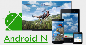 Googgle Android N